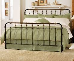 wrought iron king bed. King Size Wrought Iron Bed Boston 8 Lrg 504 418 Current Brass Limited Original 2 C