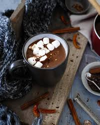 Mexican Hot Chocolate - A Creamy, Spicy Winter Treat