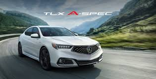 2018 acura tlx a spec black. beautiful tlx image of white 2018 tlx aspec on mountain road throughout acura tlx a spec black