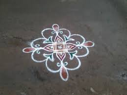 Small Kolam Designs For Apartments Latest Small Kolam Designs For Margazhi Month Working