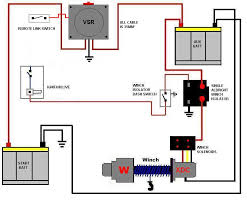 winch wiring diagram winch wiring diagrams winch split charge wiring winch wiring diagram winch split charge wiring