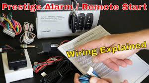 prestige aps997e alarm remote start Alarm Wire Diagram 2000 Toyota 91 Toyota Pickup Wiring Diagram