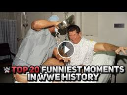 Top 20 Funniest Moments In WWE History! viper#incarnate#WWE ...