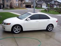 James Young's 2004 Acura TSX on Wheelwell