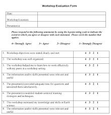 Student Feedback Form Template Word Wsopfreechips Co