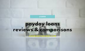 Compare Payday Loans Online Reviews Comparisons 2019