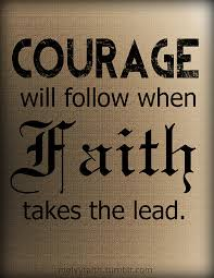 Christian Quotes On Courage Best of Christian Quotes On Courage