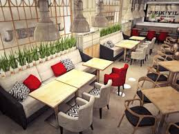contemporary cafe furniture. Furniture Modern Cafe Amazing Cool Photo Of Restaurant Designs Small Trends And Concept Contemporary