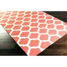 coral colored rug. Salmon Colored Rug Area Rugs Coral O