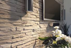 Interior Stone Wall Rough Stone Wall Detail Using All Of The - Exterior stone cladding panels