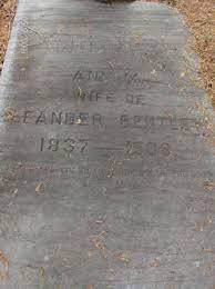 """Ann Meriah """"Annie"""" Ross Bentley (1835-1908) - Find A Grave Memorial"""