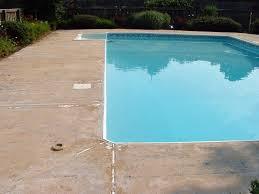 concrete pool deck refinishing