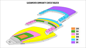 Sacramento Convention Center Seating Chart Best Picture Of