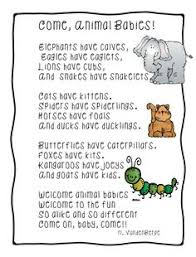 Small Picture Oviparous Animals Poem Great lesson idea on this website that