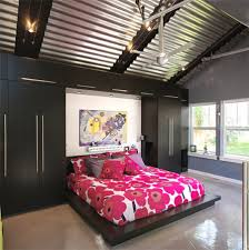 corrugated sheet metal for indoors