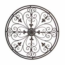 Black Iron Wall Decor Garden Wall Decor Wrought Iron Alices Garden