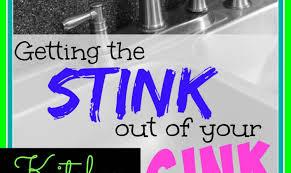 My Kitchen Sink Drain Smells