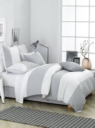 double quilt cover sets adrian quilt grey grey double quilt covers