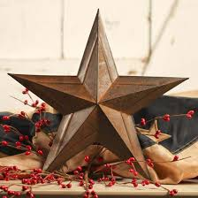 rustic star home decor unique dimensional rustic barn star wall