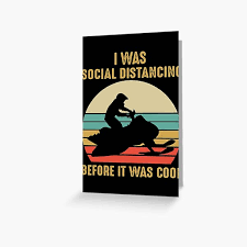 2 dirty happy birthday meme. Funny Snowmobile Greeting Cards Redbubble
