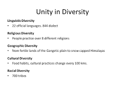 land of unity in diversity essays formatting thesis   culture essays and papers