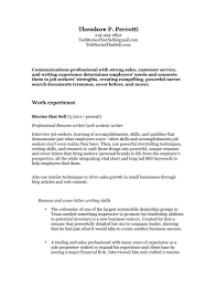 my resume my resume written by me ted perrotti cprw