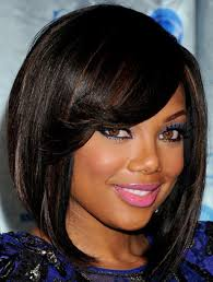 Thick Black Hair Hairstyles 5 Beautiful Short Haircuts For Round Faces African American Cruckers
