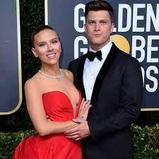 Scarlett Johansson Gives Birth ...