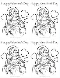 St Valentine Catholic Free Printable Coloring Pages With Saint Page