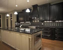 black painted kitchen cabinets ideas. Brilliant Cabinets Kitchen Cabinet Ideas And Pictures With Black Painted Cabinets