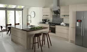 Second Nature Kitchen Doors Porter Contemporary Kitchen In White