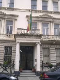 Embassy of Ethiopia, London