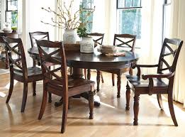 ashley furniture round dining table. Ashley Furniture Porter 7-Piece Round Dining Table Set - Item Number: D697- R