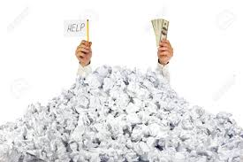 papers help help me person under crumpled pile of papers hand  help me person under crumpled pile of papers hand holding help me person under crumpled pile
