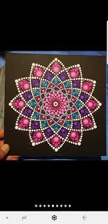 Pin by Twila Jacobson on Mandale | Dot art painting, Mandala wall art, Dot  painting