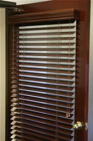 wood door blinds. Door Blinds - French Wood Y
