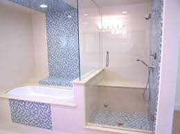 removing tile from bathroom wall removing tile from bathroom wall dazzling white and mosaic blue bathroom removing tile from bathroom wall