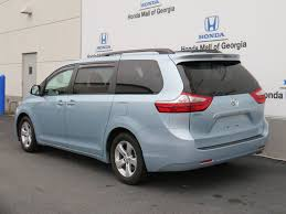 2015 Used Toyota Sienna 5DR 8P LE FWD at Honda Mall of Georgia ...