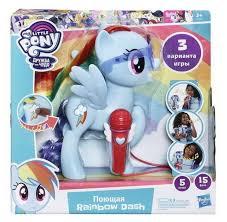 Купить Интерактивная <b>игрушка</b> робот <b>Hasbro My</b> Little Pony ...