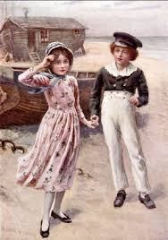 best book david copperfield images art harold copping 1863 1932 english david copperfield and little emily