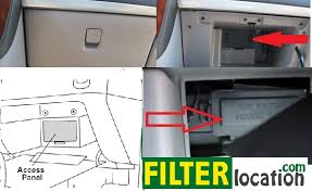 how to replace saturn relay cabin filter 2005 Saturn Vue Fuse Box at 2005 Saturn Relay Fuse Box