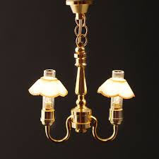 lt6005 2 arm chandelier