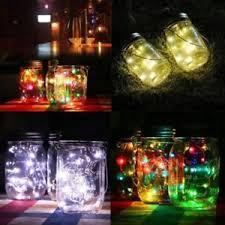 multi color outdoor solar jar design. Image Is Loading SOLAR-POWERED-OUTDOOR-GARDEN-DECKING-TABLE-GLASS-MASON- Multi Color Outdoor Solar Jar Design