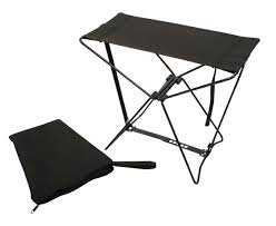 folding camping stool.  Folding In Folding Camping Stool I