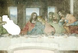 「最後の晩餐 謎」の画像検索結果