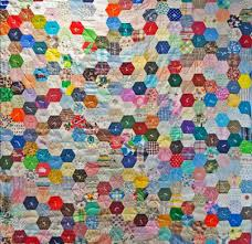 hexagon quilt pattern | Free Quilt Patterns & Hexagon quilt pattern Adamdwight.com