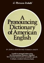 By using ipa you can know exactly how to pronounce a certain word in english. Pronouncing Dictionary Of American English Missouri Southern State University Bookstore