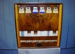 Cigarette Vending Machine Uk Best Cigarette Vending Machine Old Stuff Props