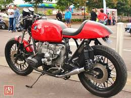 bmw r100 cafe racer in