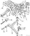 Ремонт подвески фольксваген 3